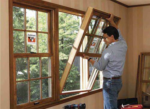 How to select the best window replacement the gardening for Picture window replacement ideas