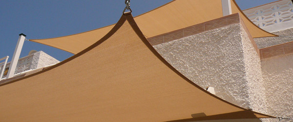 Use the Square Shade Sails for the perfect use and looks