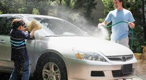 THE 5 STEPS TO PERFORM THE PERFECT CAR WASH AT HOME