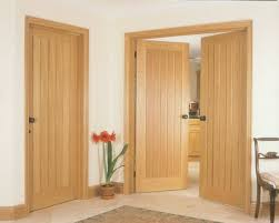 Decorating Interiors with Oak Doors