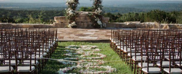 Having a Garden Wedding