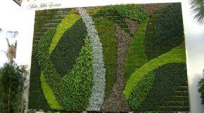 Create Your Own Vertical Garden Design