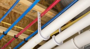 PEX Pipes, the Answer for Unstable Water Pressure