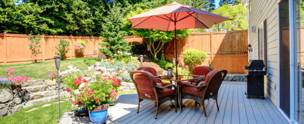 3 Ways To Improve Your Backyard